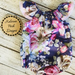 Seaside Playsuit Size 1