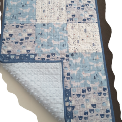 Pram quilt /change mat/play mat, baby quilts
