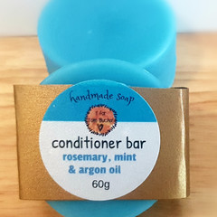 Rosemary, Mint and Argan Oil Conditioner bar