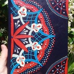 Mandala,Daily planner notebook,Perfect gift for any occasion