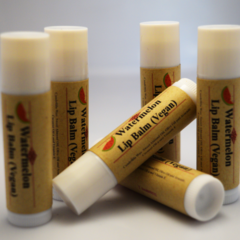 Vegan Lip Balm - Watermelon
