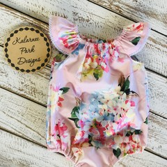 Seaside Playsuit Made to Order Sizes 000-2