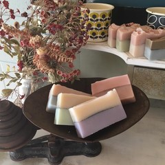 Pack of 4 tallow/clay soaps