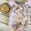 Seaside Playsuit Size 0 Ready To Post