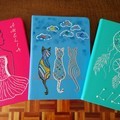 Kids notebook, Little Girl notebook, Back to School Gift, Custom journal