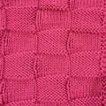 Pink baby blanket vegan baby shower gift her newborn