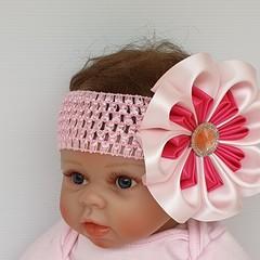 Baby Elastic Headband #LDBHB61
