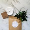 Wild Orange Exfoliating Face Scrub & Eco Face Scrubbies Pamper Pack - Skincare