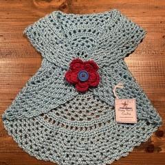 Mandala Toddler Vest 12-18 Months
