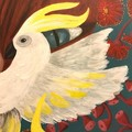 Playtime - Acrylic Painting - Public choice Winner - 30x30cm