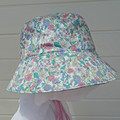 Summer reversible hats, bucket hats, sun hats