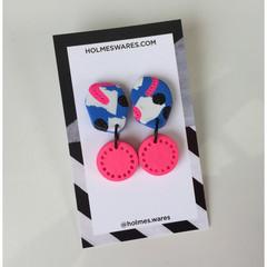 SALE - Double Earrings