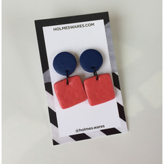 SALE - Double Earrings