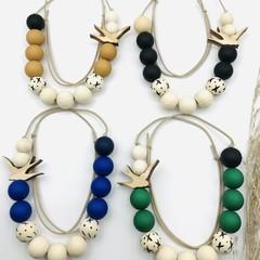 Bird Necklace #2