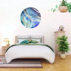 Original 40cm Resin Wall Art