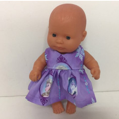 Miniland Frozen Dolls Dress to fit 21 cm dolls