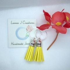 Loop Earrings with free postage