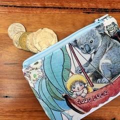 Order for Jocelyn-  May's Tales (Koala on Boat)