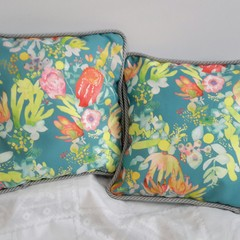 Wildflower Cushion Covers(Pair)