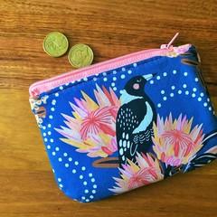 Coin purse - Magpie