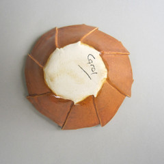 Medium Textured Origami Bowl