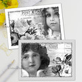 Victorian Angels Postcards Printable
