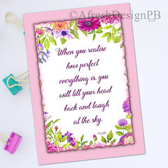 Laugh at the Sky Printable