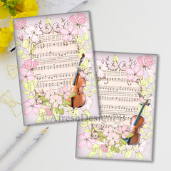 Hear the Music Printable