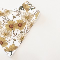Wildflower Bandana bib