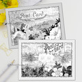 From the Past Postcards Printable