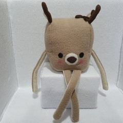 Little Loafer Dee Dee The Deer Plush Toy, kids gift, collectable