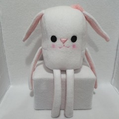 Little Loafer Bella The Bunny Plush Toy, kids gift, collectable