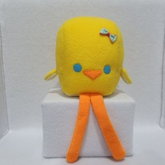 Little Loafer Debbie The Ducky Plush Toy, kids gift, collectable