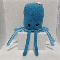 Little Loafer Oceana The Octopus Plush Toy, kids gift, collectable