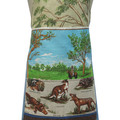Metro Retro AUSTRALIAN OUTBACK Kitchen Mens Apron