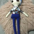 Ray of hope doll - boy with Spider-Man print
