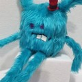Little Loafer Billy The Blue Monster Plush Toy, kids gift, collectable
