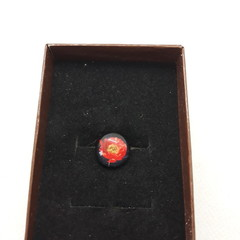 Pure Poppy Lapel Pin