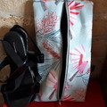 "JOCELYN PROUST GALAH FABRIC - SHOE ""ANYTHING"" BAG"