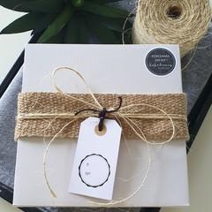DIY Kokedama Gift Box   Large