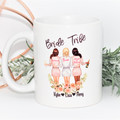 Bride Tribe Mug, Bridesmaid Mug, Maid of Honour Mug, Gift for Bridesmaid,