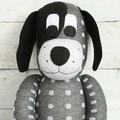 Custom order for Karen - 'Davis' the Sock Dog -