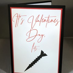 Valentine  Card, Naughty, Adult, Sexy, Funny