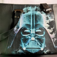 "Star Wars inspired ""Darth Vader"" Handbag"