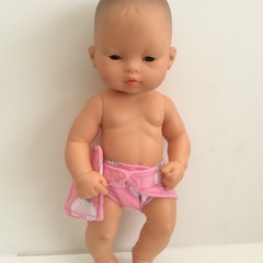 Dolls nappies to fit 32cm dolls