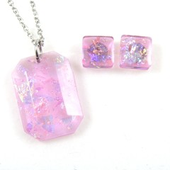 Pinky purple gift set