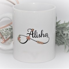 Personalised Coffee Mug, name mug,