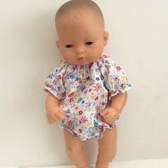 Miniland Dolls Romper to fit 32cm dolls