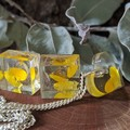 Beautiful Resin Necklace & Earring Sets