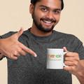 Father Fa Thor Personalised Ceramic Coffee Tea Mug Cup - CM003